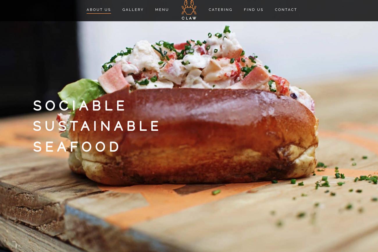 Claw-identity-graphic-design-website-webdesign-branding-runforthehills-london