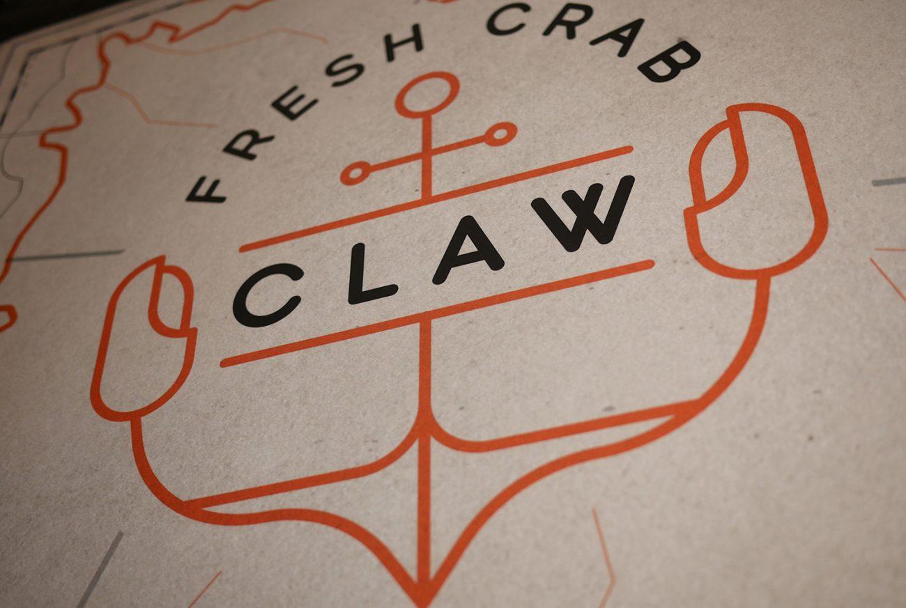 Claw-seafood-branding-wallpaper-design-runforthehills-cool-london-graphics