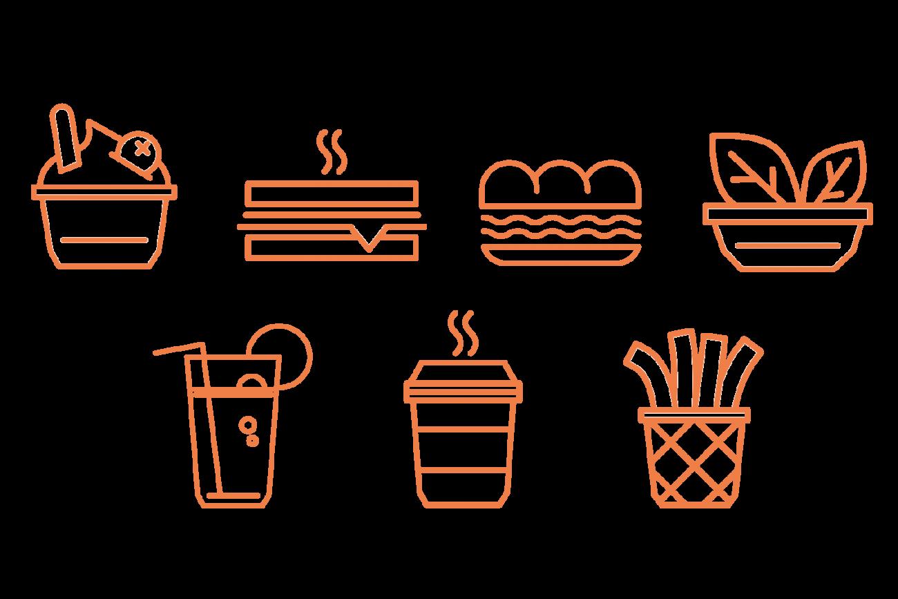 claw-branding-identity-icons-restaurant-london-cool-runforthehills-graphic-design